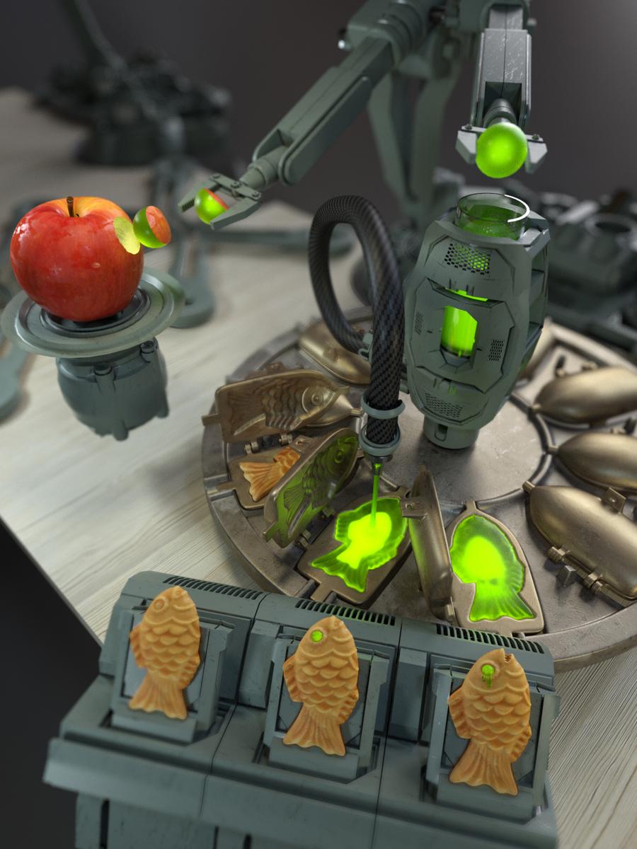 Apple_Zombie_fish_bread_2nd_.jpg